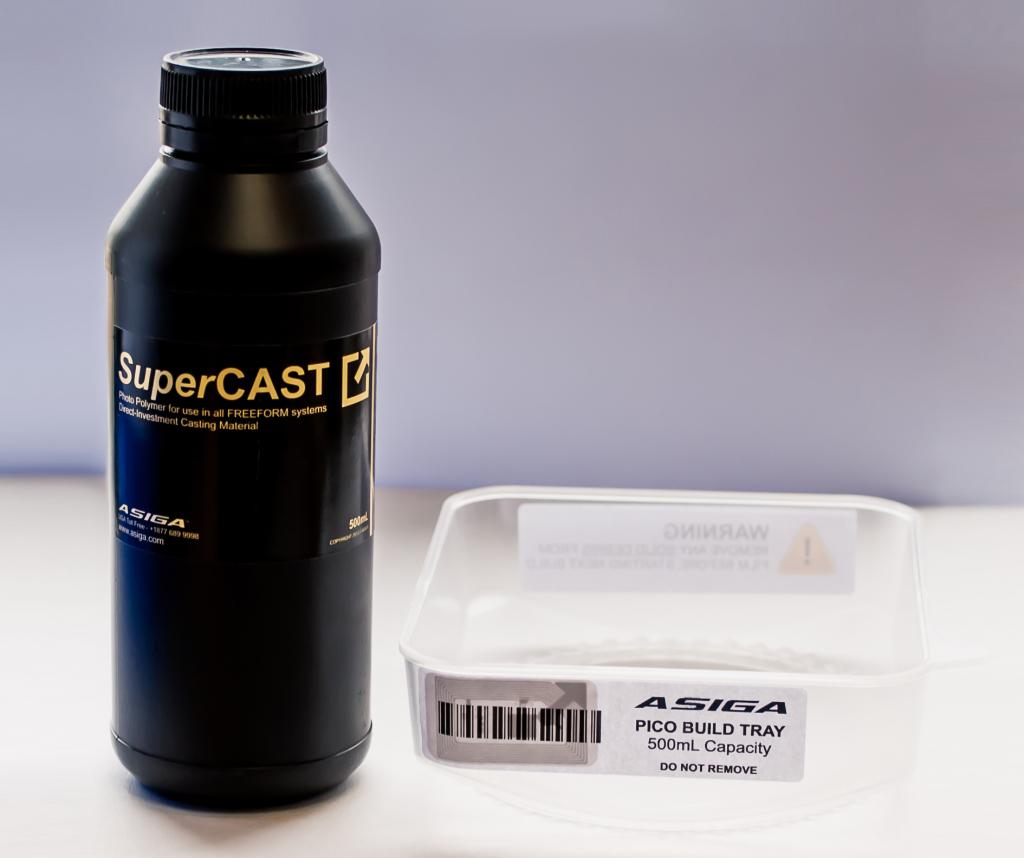 Asiga SuperCast