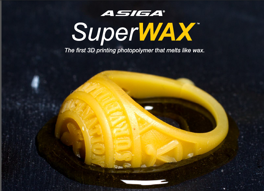 Asiga SuperWAX