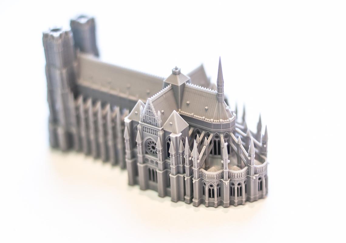 Architekturmodelle im 3D-Druck